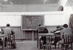 Classe de Batxillerat Elemental
